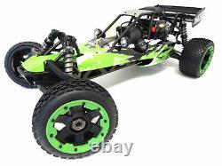 1/5 Rovan Rc 305a Gas Buggy Rtr 30.5cc Hpi Baja 5b King Motor Compatible Vert