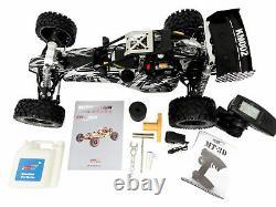 15 Roi Moteur Ksrc-002 30.5cc Gaz Moteur Rtr Buggy Hpi Baja 5b Rovan Compatible
