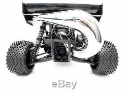 15 Rovan 305a Gaz Essence Buggy Rtr 30.5cc Hpi Baja 5b Ss Roi Moteur Compatible