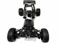 15 Rovan 360a Gaz Essence Buggy Rtr 36cc Hpi Baja 5b Ss Roi Moteur Compatible