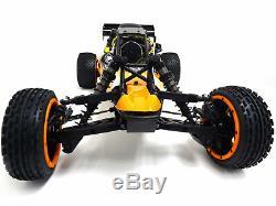 15 Rovan 360a Gaz Essence Buggy Rtr 36cc Hpi Baja 5b Ss Roi Moteur Compatible Wo