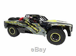 16 Rtr Roi Challenger Motor 4rm Rtr Sc Camion Losi Super Baja Rey Compatible