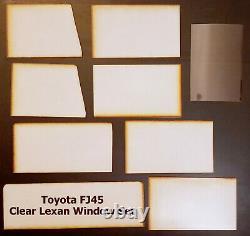2020 Nouveau Toyota Land Cruiser Fj45 Hardbody Pour Axial Scx10 Traxxas Trx4 Rc4wd