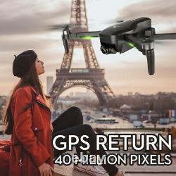 2020 Sg906 Pro 2 1.2km Fpv 3 Axes Gimbal 4k Caméra Wifi Gps Rc Drone Quadcopter