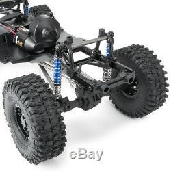313mm Empattement Châssis Cadre Roues Kit Pour Axial Scx10ii 90046 Rc 1/10 Crawler