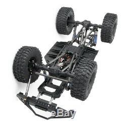 313mm Empattement Rc Crawler Cadre Châssis 1/10 Axial Scx10 II 90046 90047 Diy