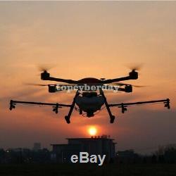 4 Axe De Pulvérisation Agriculture Drone Usine Étanche Spraying Uav Rc Multirotor Cadre