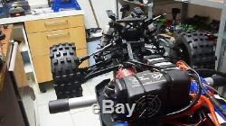 400a Voiture R-snake Esc 12s Lipo 50v Pour Brushless 1/5 Motors Express