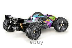 Ab13121 Absima Rc Voiture Énorme 18 Échelle Truggy Torch Gen 2.0 6s Fast Brand New