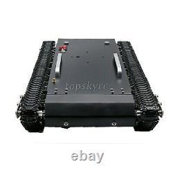 Amélioration De La Charge De 30 KG Wt-500s Smart Rc Roboting Tank Rc Robot Châssis De Voiture #