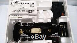 Ancien Rare 110 197 Six Wheeler Tyrrell P34 Formule 1 Lotus Jps Rc Voiture De Course