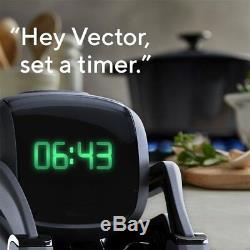 Anki Vector Robot 8+ Ans Noir