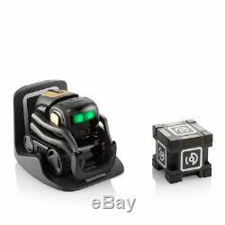 Anki Vector Robot + Espace Habitat En Noir / Gris (8+ Années) Livraison Gratuite