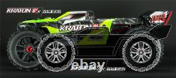 Arrma 1/5 Kraton 4x4 8s Blx Brushless Speed Rc Monster Truck 55+mph