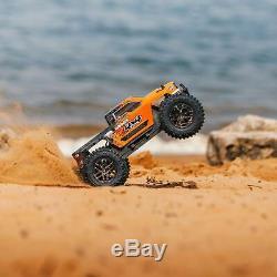 Arrma Ara102720t1 1/10 Granit 3s Blx 4 Roues Motrices Brushless Monster Truck Rtr Orange / Blk