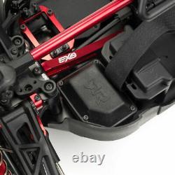 Arrma Ara106053 1/8 Kraton 4xtreme Bash Roller Speed Monster Truck Noir
