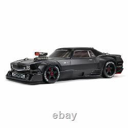 Arrma Ara7617v2t1 Felony 6s 1/7 Blx Street Bash All-road Black Car