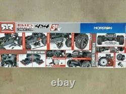 Arrma Big Rock 4x4 V3 3s Blx 1/10 Rtr Brushless Monster Truck Blk Ara4312v3 Nouveau