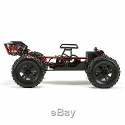 Arrma Kraton 1/8 Extreme Exb Bash Rouleau 4 Roues Motrices Monster Truck (noir) Ara106053 Nouveau
