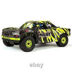 Arrma Mojave 6s Blx Sans Brosse 1/7 Rtr 4xd Rtr Desert Racer Blk/green Ara106058t1
