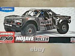 Arrma Mojave 6s Exb Extreme Bash Roller 1/7 4x4 Desert Truck Black Ara7204 Nouveau