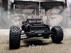 Arrma Notorious 6s 4wd Blx 1/8 Rtr Noir V5 Ara8611v5t1 Rc Car Truck Uk Stock