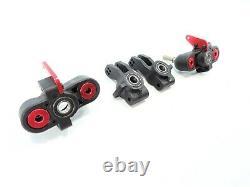 Arrma Talion Typhon 6s Blx Steering Knuckles Axle Carriers Blocks Hubs Bearings
