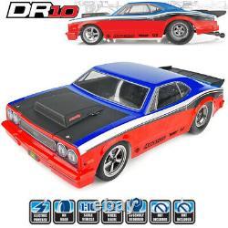 Associé 70027 1/10 Dr10 On-road 2wd Drag Race Car Kit