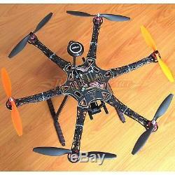 Bricolage S550 Hexacopter Apm2.8 Fc Neo-7m Gps Hp2212 920kv Moteur Bl Simonk 30a Esc