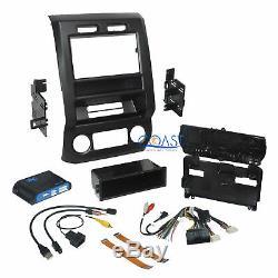 Car Radio Stero Dash Kit De Contrôle Intégré Pour Le Climat 2015-17 Ford F150 F250