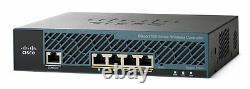 Cisco Air-ct2504-15-k9 Contrôleur Lan Sans Fil 15ap Licence 1 An Garantie 2504