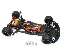 Cln1810 Crc Gen-x 10 Rt Mondiale Gt-r 1/10 Pan Car Kit