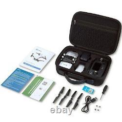 Contixo F30 Drone Pour Enfants Et Adultes Wifi 4k Uhd Caméra Et Gps, Fpv Quadcopter