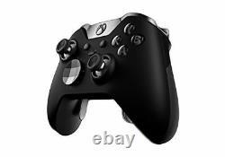 Contrôleur Sans Fil Officiel Microsoft Xbox One Elite Hm3-00001 (lire)