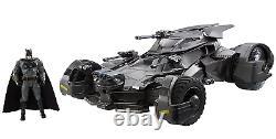 DC Justice League Movie Ultimate Batmobile Radio Control Vehicle 1/10 Échelle