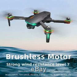 Drone 4k Gd91 Pro Avec 2 Axes Cardan Drones Stabilisateur Gps 1200m Longue Portée