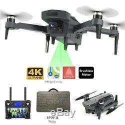 Drone Avec 5g Wifi Fpv Hd 4k Ecs Caméra Brushless Rc Double Gps Drone Quadcopter