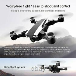 Drone Rc Drone 4k 6k Hd Dual Camera Gps 5g Wifi Fpv Foldable Quadcopter Bag