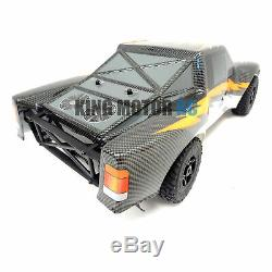Echelle 1/8 Rtr Roi Moteur Rc Explorer 2 4 Roues Motrices Camion Hpi Apache Sc Compatible Fondant