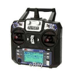 Ensemble Complet De Bricolage Drone 4 Axes Avion Kit F450 Cadre Apm2.8 Gps Apm2.8 6ch Fs-i6
