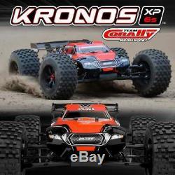 Équipe Corally Kronos Echelle 1/8 6s Brushless Truggy Arma Kraton Tueur! Rtr Nouveau