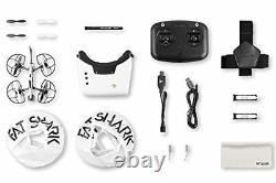 Fat Shark 101 Mini Fpv Racing Quad Kit (inclut Recon V3 Goggles) Concessionnaire Américain