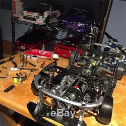 Fijon D'origine Fj9 1/10 Moteur Avant Conception Rc Voiture 1 Pièces Drift 10 Kits Frame