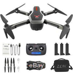 Fly Sg906 5g Wifi Gps Fpv Drone Avec 4k Appareil Photo Pliable Rc Quadcopter Drone Uk