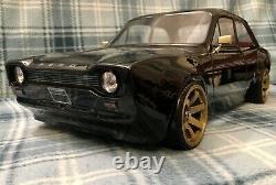 Ford Escort Mk1 Tt01 Rtr Tamiya Retro Replica Iconic Drift Car Rc