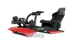 Formule F1 Premium Tribune Driving Ps3 Pc Xbox Gaming Race Game Chair Cockpit Ps4