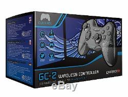 Gioteck Gc-2 Wireless Controller King Street Édition (ps3) Contrôleur Bluetooth