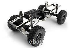 Gmade 1/10 Gs01 Komodo Rtr Rc Pick-up Scale Rock Crawler