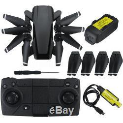 Gps Drone Avec Wifi 5g Fpv 4k Hd Caméra Rc Optique Quadcopter Follow Me Drone