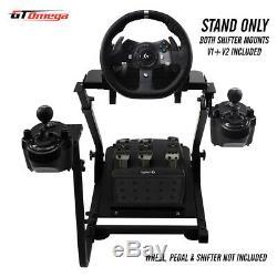 Gt Omega Stand Volant Pro Pour La Roue Xbox One Logitech G920 Racing